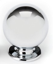 Knobs A1030 - Polished Chrome