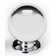 Knobs A1030 - Polished Chrome