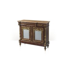 Bold as Brass Decorative Chest