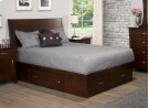 Yorkshire Queen Condo Bed with 4 Drawers Product Image
