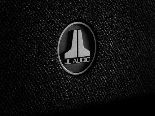 8-inch (200 mm) Powered Subwoofer, Black Ash Finish