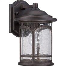 Marblehead Outdoor Lantern in Palladian Bronze