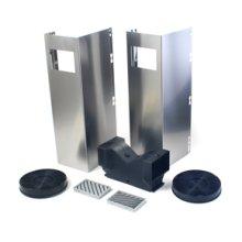 Range Hood Ductless Kit - Stainless Steel(Oven & Range)
