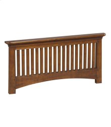 3/3 Twin Slat Footboard