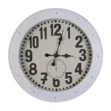 Vintage Wash Clock