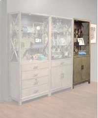 Bunching Bookcase - Door Product Image