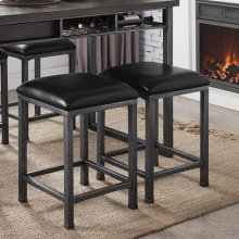 Nisland Bar Stool (2/box)