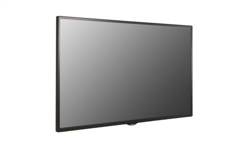 "55"" Standard Performance Signage with webOS 3.0"