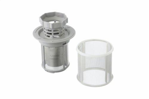3-Piece Microfilter