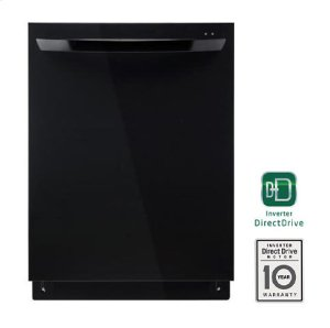 Top Control Dishwasher w/ Height Adjustable 3rd Rack Product Image