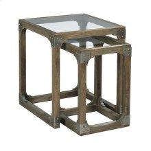 Hidden Treasures Rustic Nesting Tables
