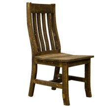 Rough Pine Santa Rita Chair
