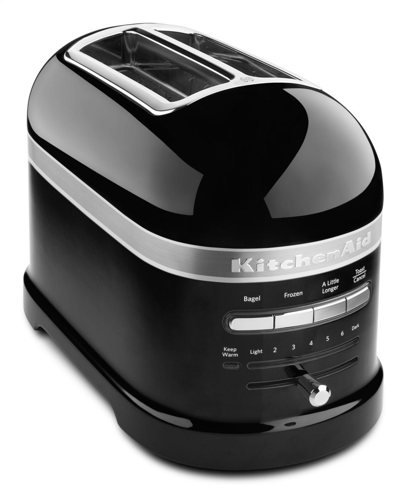 Pro Line(R) Series 2-Slice Automatic Toaster - Onyx Black  ONYX BLACK