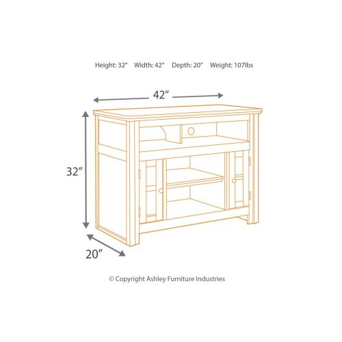 Harpan TV Stand - Small