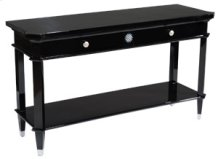 Obsidian Console Table
