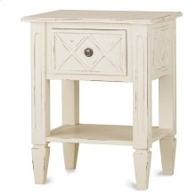 Dauphine Nightstand Small - WHD