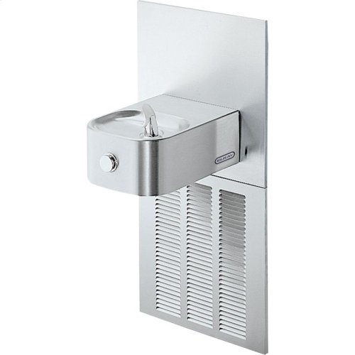 Elkay Soft Sides Fountain ADA Non-Filtered 8 GPH Stainless