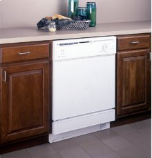 Dishwasher Panel Kit - White/Almond Reversible