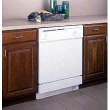 Dishwasher Panel Kit - White/Almond Reversible