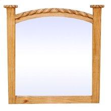 Mansion Mirror W/ Rope