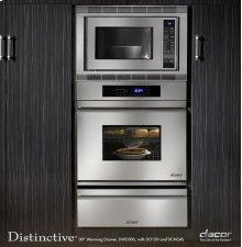 "Distinctive 30"" Warming Drawer, in Stainless Steel"