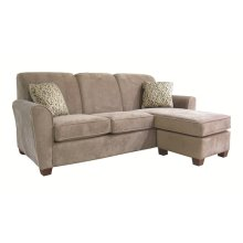 Sofa with Ottoman