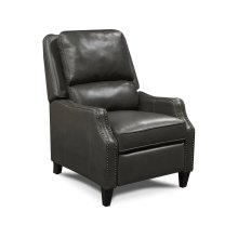 Leather Dorian Chair with Nails 7W00-31ALN