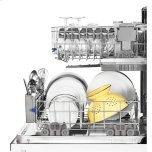 Whirlpool Whirlpool® Stainless Steel Tub Dishwasher With Totalcoverage Spray Arm - White