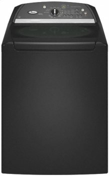 Black-on-Black 4.6 cu. ft. Cabrio® HE Washer