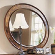 Braided Oval Mirror