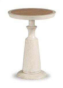 Miramar Round Chairside Table