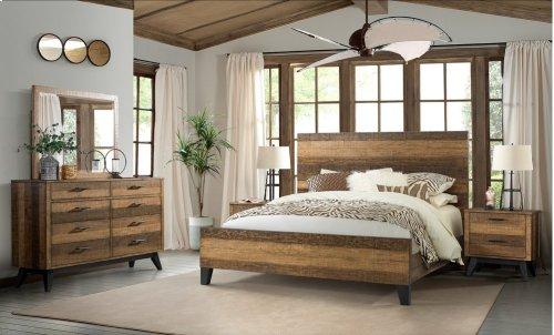 Bedroom - Urban Rustic Nightstand