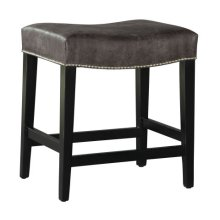 Katalina Counter Stool with Nailheads