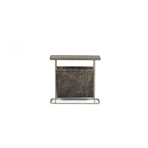 Epicenters Austin Keen Chairside Table