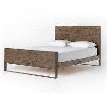 King Size Flat Stock Bed