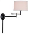 Theta - Wall Swing Arm Lamp