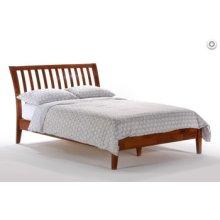 Twin Nutmeg Bed