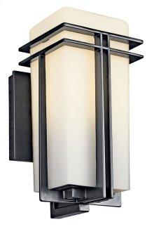 """Tremillo 11.75"""" 1 Light Wall Light Black"""