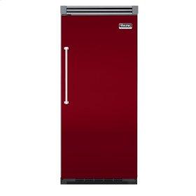"""Apple Red 36"""" Quiet Cool™ All Refrigerator - VIRB Tru-Flush™ (Right Hinge Door)"""