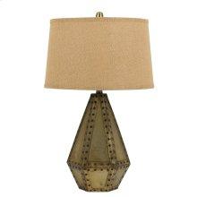 150W Cuero Metal Table Lamp