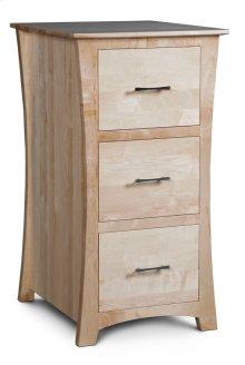 Loft File Cabinet, Loft File Cabinet, 2-Drawer