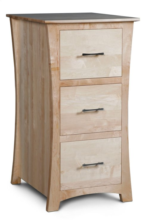 Loft File Cabinet, Loft File Cabinet, 4-Drawer