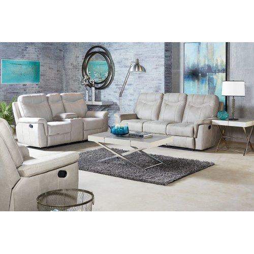 Manual Stone Sofa and Loveseat Set