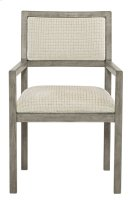 Mitcham Arm Chair in Rustic Gray Product Image