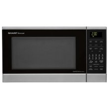 Sharp Carousel Countertop Convection + Microwave Oven 0.9 cu. ft. 900W Stainless Steel