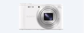 WX350 Compact Camera with 20x Optical Zoom