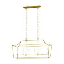 6 - Light Linear Lantern