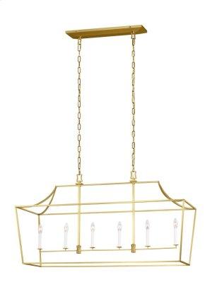 6 - Light Linear Lantern Product Image