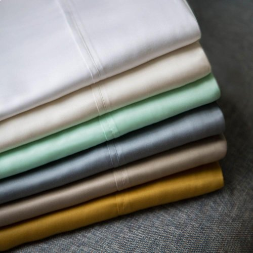 TENCEL - King Pillowcase Ecru