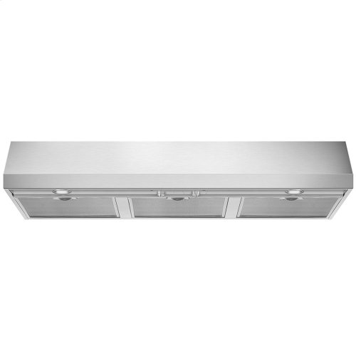 """48"""" Pro-Style, Under Cabinet Hood, Stainless Steel"""